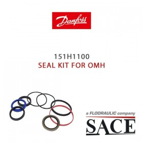 151H1100 - OVERHAUL SEALS KIT FOR OMH - DANFOSS