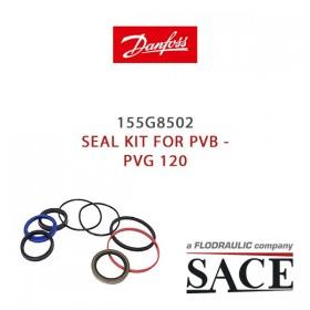 155G8502 - OVERHAUL SEAL KIT FOR PVB - PVG 120 - DANFOSS