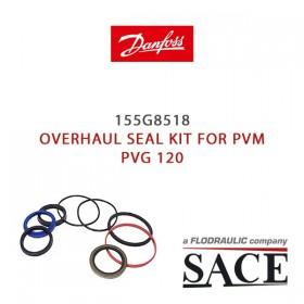155G8518 - OVERHAUL SEAL KIT FOR PVM - PVG 120 - DANFOSS