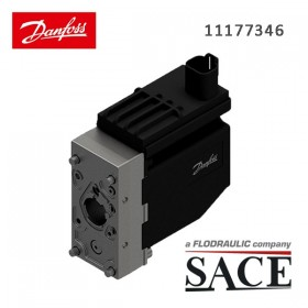 11177346 - ELECTRICAL ACTUATOR S7 PVEA 11-32 V DEU PASS - DANFOSS