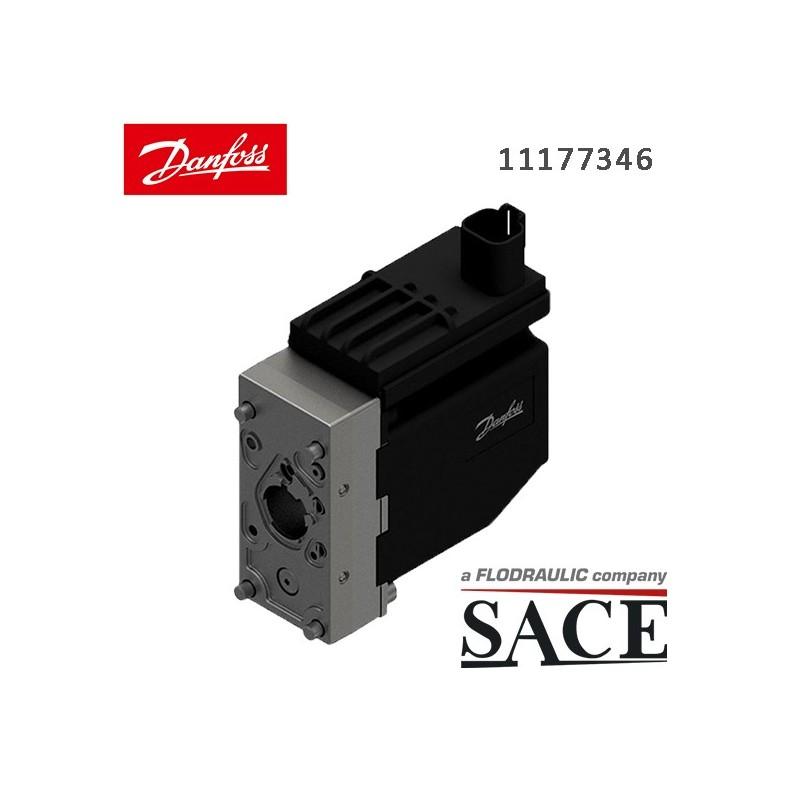 11177346 - ELECTRICAL ACTUATOR S7 PVEA 11-32 V DEU PASS - DANFOSS