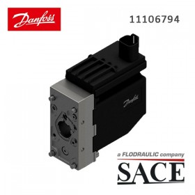 11106794 - ELECTRICAL ACTUATOR PVEO 24V PER PVG 16 | DANFOSS