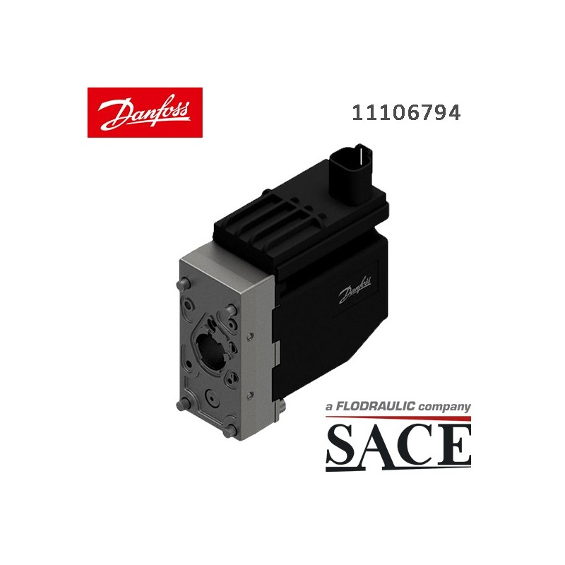 11106794 - ELECTRICAL ACTUATOR PVEO 24V PER PVG 16 | DANFOSS