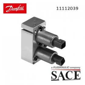 11112039 - ELECTRICAL ACTUATOR PVHC 24V - DANFOSS