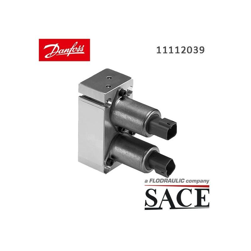 11112039 - ELECTRICAL ACTUATOR PVHC 24V - DANFOSS