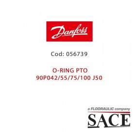056739 - O-RING PTO 90P042/55/75/100 J50 - DANFOSS
