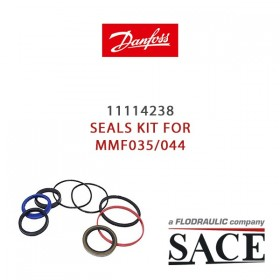 11114238 - O VERHAUL SEALS KIT FOR MMF035/044 - DANFOSS