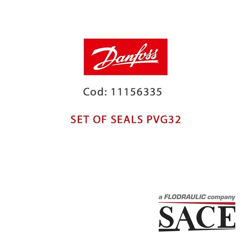 11156335 - SET OF SEALS PVG32 - DANFOSS