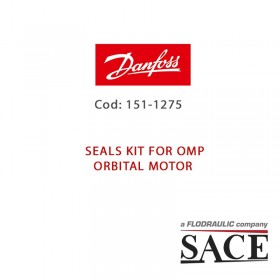 151-1275 - SEALS KIT FOR OMP ORBITAL MOTOR - DANFOSS