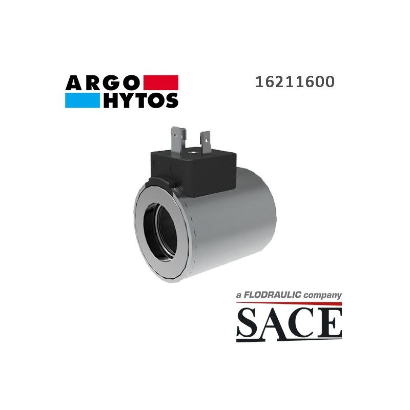 16211600 - COIL 24 VDC FOR RPE3 - ARGO HYTOS
