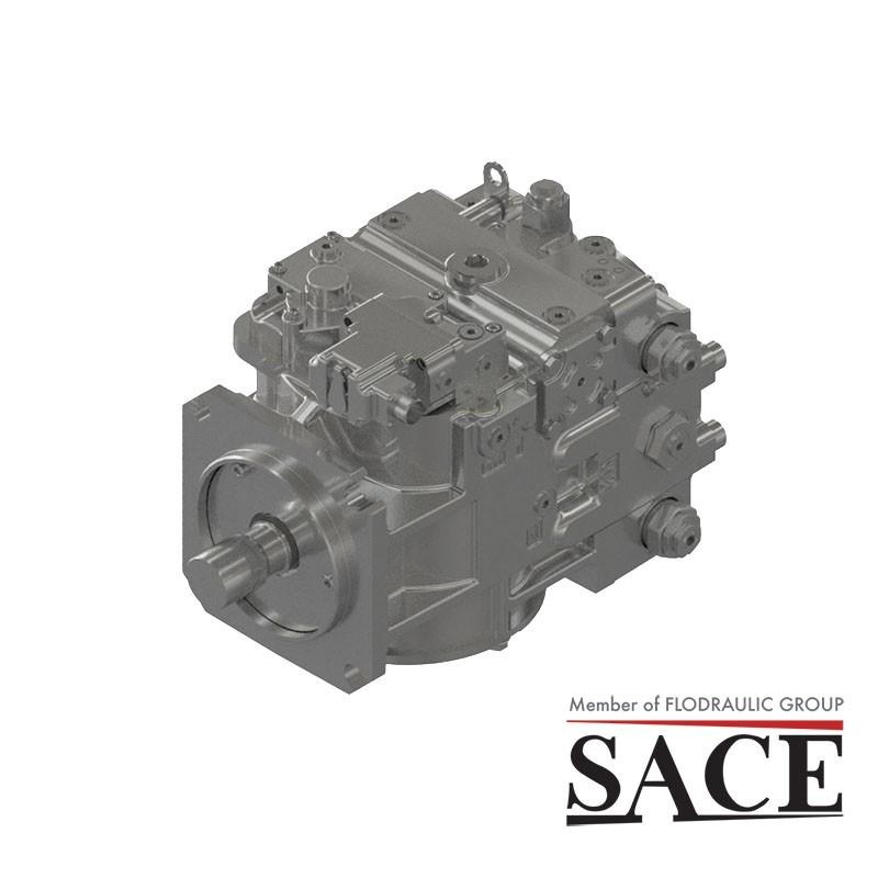 83036346 - Pompa Serie 90 - 90L130-KA5NN80-S3C8-H03-GBA-292924