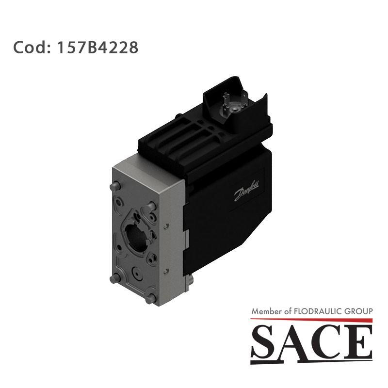 157B4228 - ELECTRICAL ACTUATOR PVEO 24 V