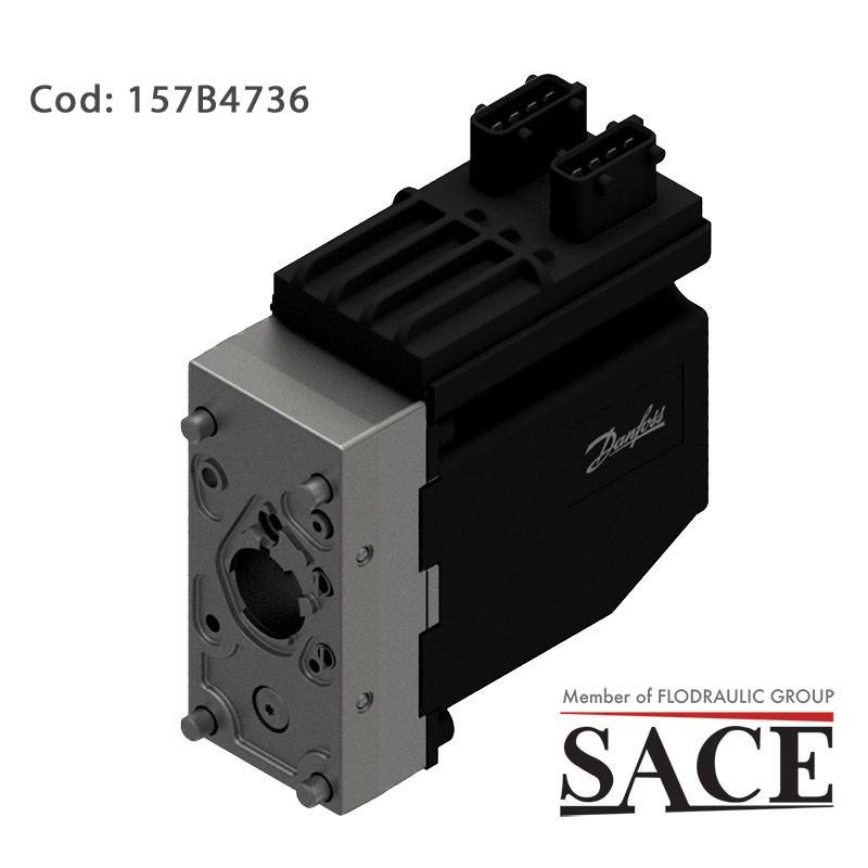 157B4736 - ELECTRICAL ACTUATOR  PVEA-DI 11-32V AMP ATT