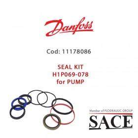 11178086 - OVERHAUL SEAL KIT H1P069-078 FOR PUMP
