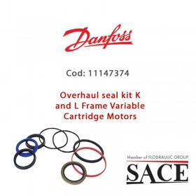 11147374 - OVERHAUK SEAL KIT K AND L FRAME VARIABLE CARTRIDGE MOTOR
