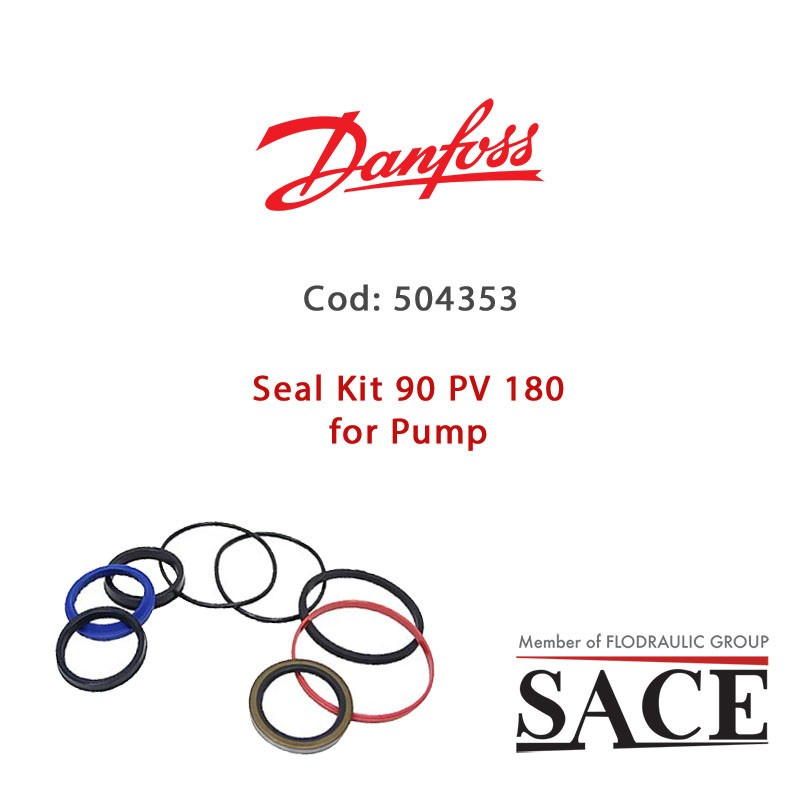 504353 - SEAL KIT 90 PV 180 FOR PUMP