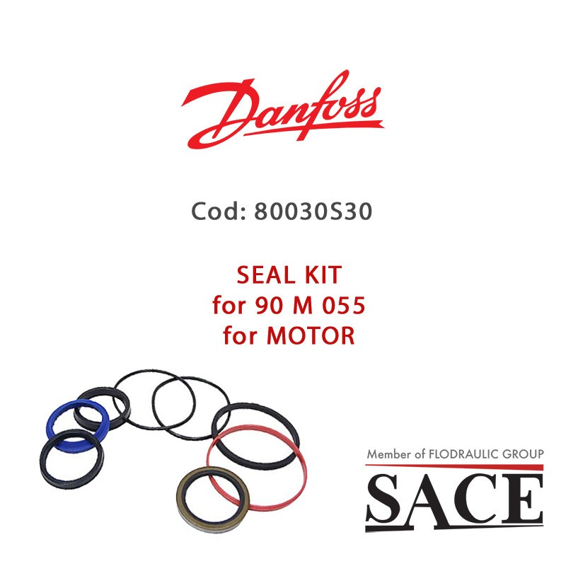 80030S30 - SEAL KIT FOR 90 M 055