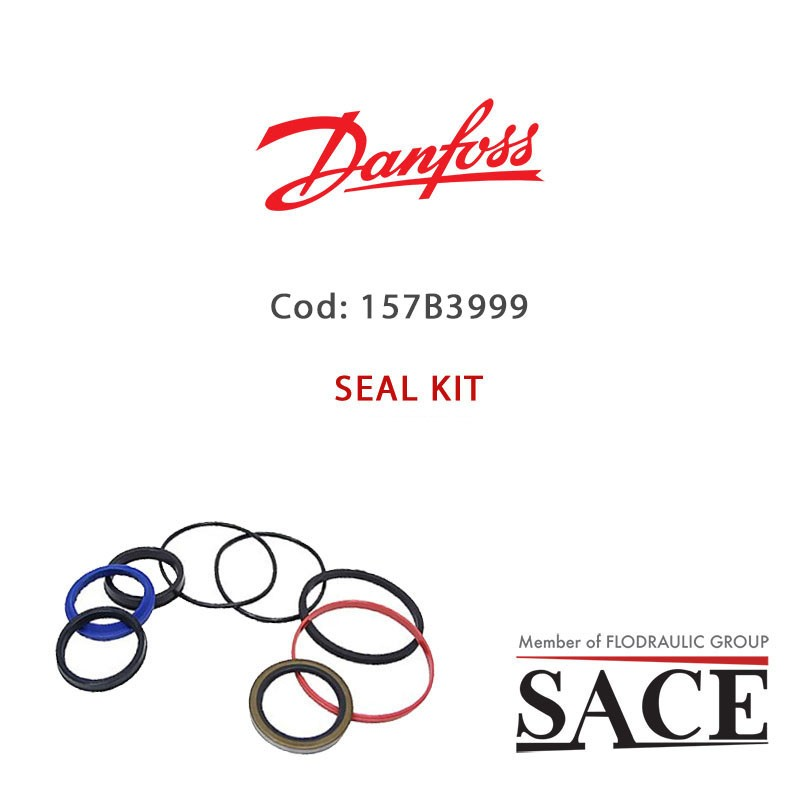 157B3999 - OVERHAUL SEAL KIT PVM