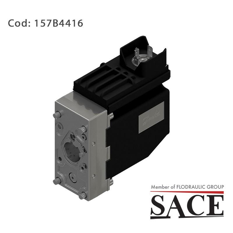 157B4416 - ELECTRICAL ACTUATOR PVEM 12 V