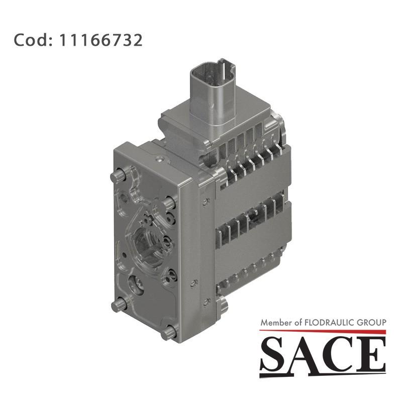 11166732 - ELECTRICAL ACTUATOR S7 PVEH 11-32 V PASS DEUTSCH