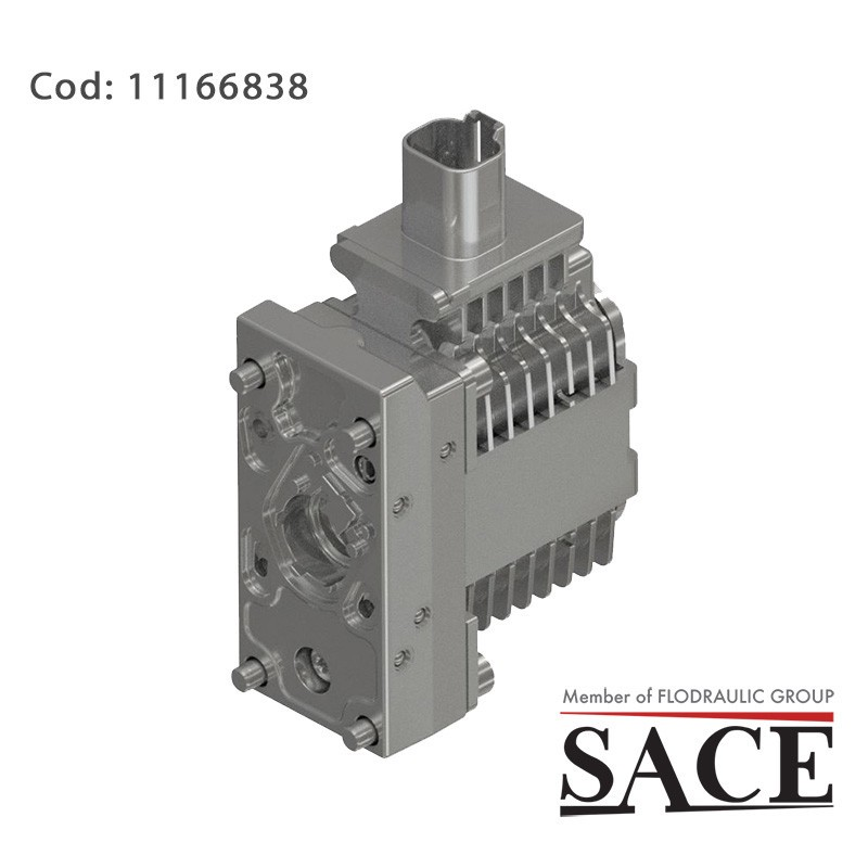 11166838 - ELECTRICAL ACTUATOR S7 PVEO 24V DEUTSCH