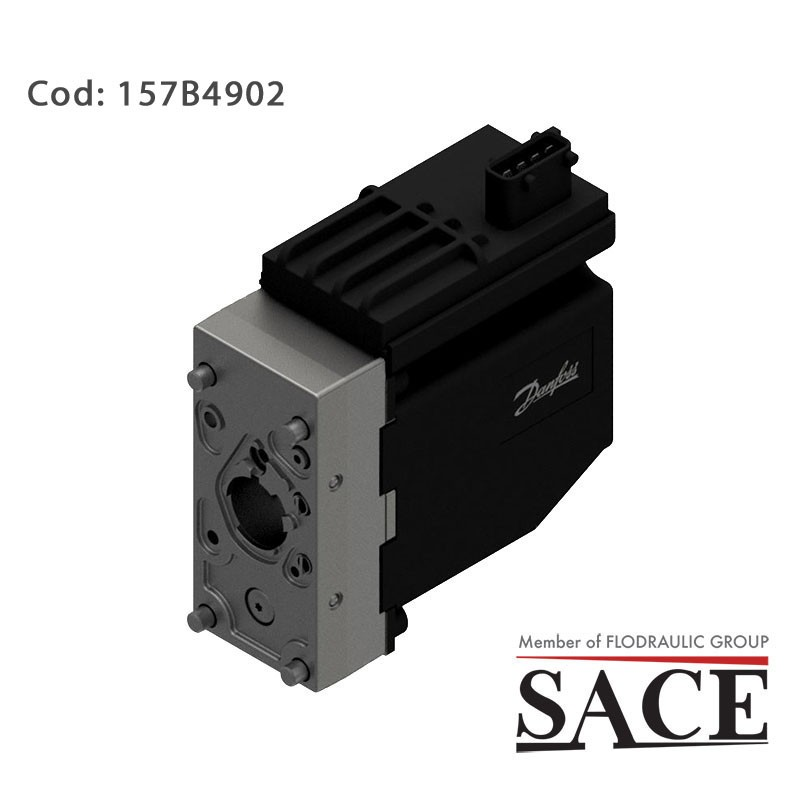 157B4902 - ELECTRICAL ACTUATOR PVEO 24V AMP