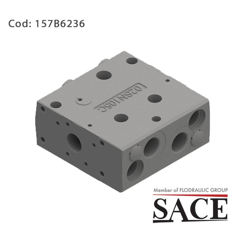 157B6236 - BASIC MODULE PVB | DAMPED