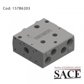 157B6203 - MODULO BASE PVB COMP.NON PREDIS.+LSA/LSB