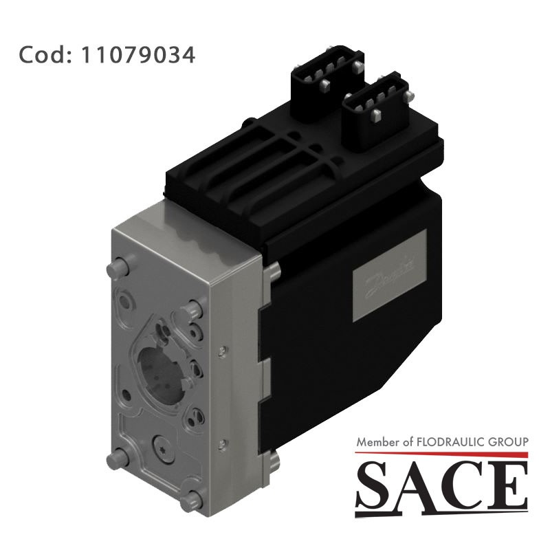 11079034 - ELECTRICAL ACTUATOR PVED-CC 11-32 V AMP