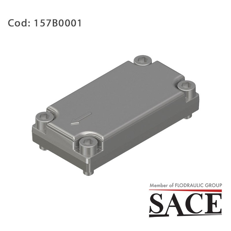 157B0001 - COVER FOR MECHANICAL ACTUATION