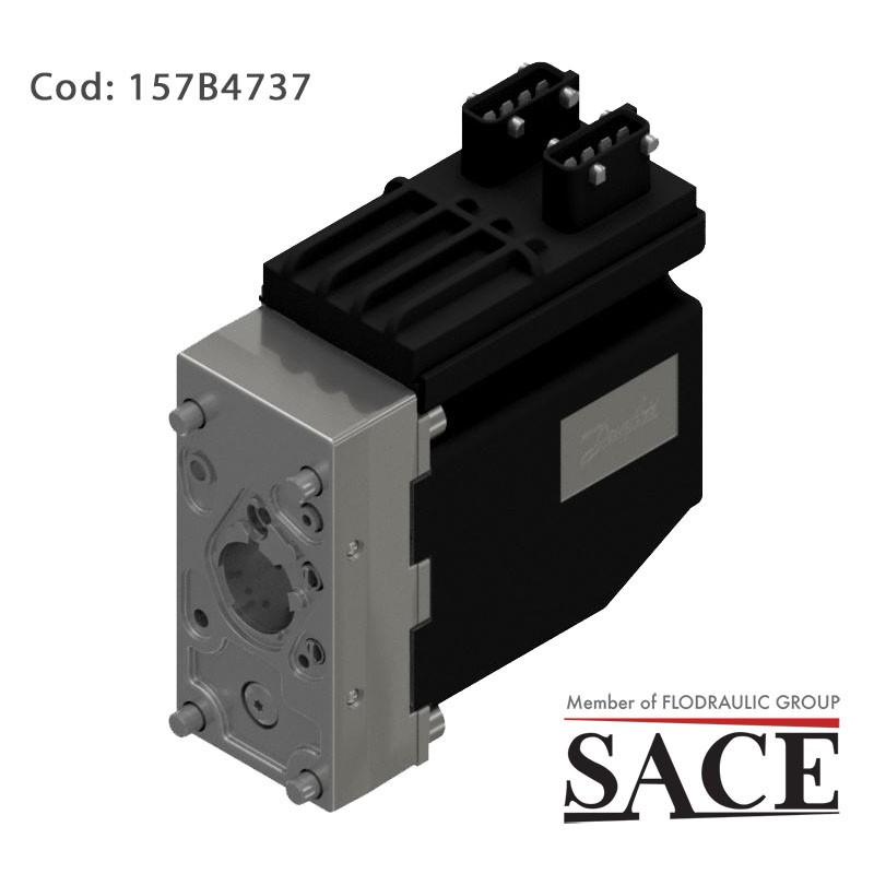 157B4737 - ELECTRICAL ACTUATOR PVEA-DI 11-32V