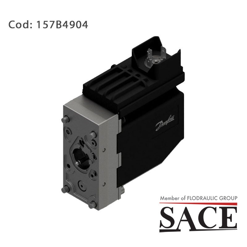 157B4904 - ELECTRICAL ACTUATOR PVEO-R 24V AMP