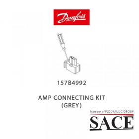 157B4992 - AMP CONNECTING KIT (GREY)