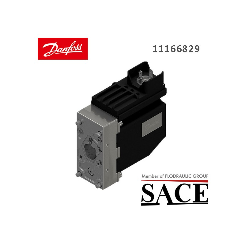 11166829 - ELECTRICAL ACTUATOR PVEM 24 V