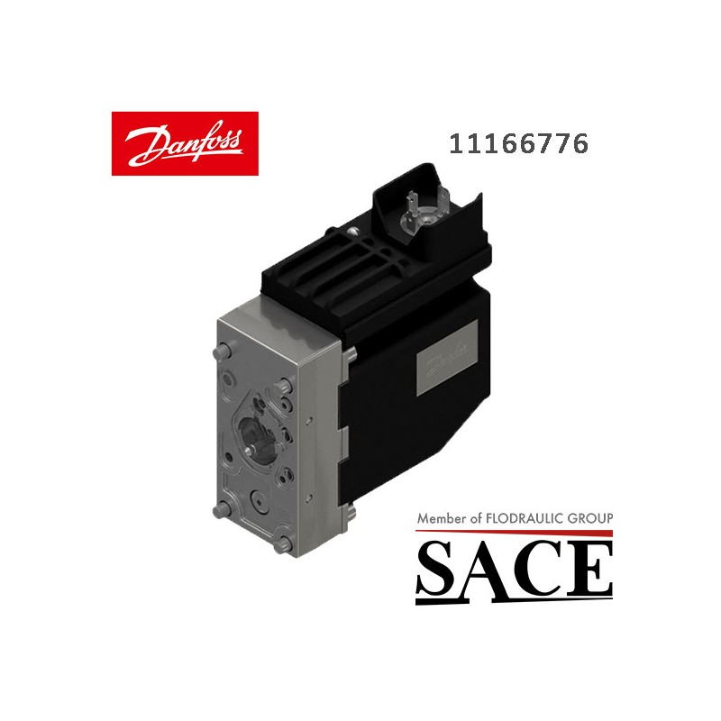 11166776 - ELECTRICAL ACTUATOR PVEO-R 24V AMP