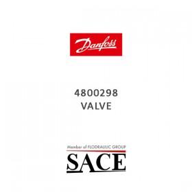 4800298 VALVOLA DI MAX 345 BAR SERIE 40/42/15