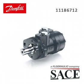 11186712 - ORBITAL MOTOR - OMP X 315 - CYLINDRICAL SHAFT Ø25 | DANFOSS