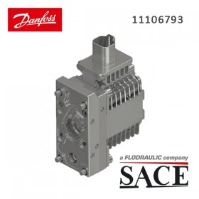 11106793 - ELECTRICAL ACTUATOR PVEO 12V FOR PVG 16 | DANFOSS