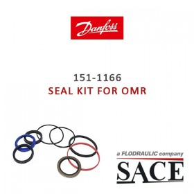 151-1166 OVERHAUL SEAL KIT PER OMR SHAFT Ø32 | DANFOSS