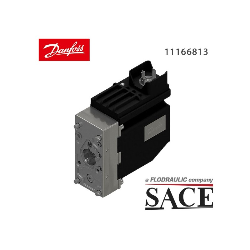 11166813 - ELECTRICAL ACTUATOR PVEH 11-32 V DIN PASS | DANFOSS